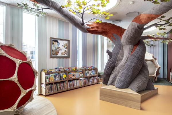 Oslo International School Library